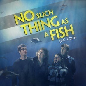 The comedy box tobacco factory theatres for No such thing as a fish