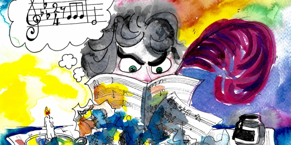 Beethoven's 4 Seasons