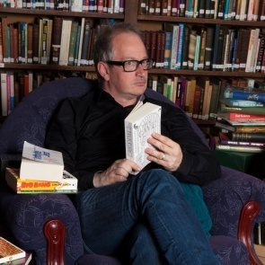 Robin Ince - spring 2017 photo Timothy Ginn