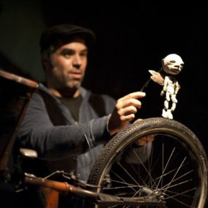 Tricycle - Les Sages Fous- ©photo Marianne Duval