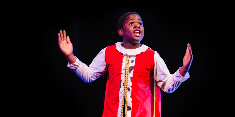 The annual Festival is Shakespeare Schools Foundation's flagship project and the world's largest youth drama festival.