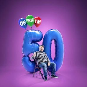 Richard Herring Oh Frig I'm 50