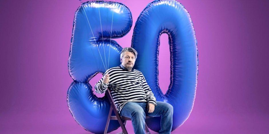 Richard Herring Oh Frig I'm 50